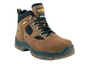 DEWALT CHALLENGER GORE-TEX LINED SHOES - £5.29 @ Tools Today (+ £3.95 P&P)