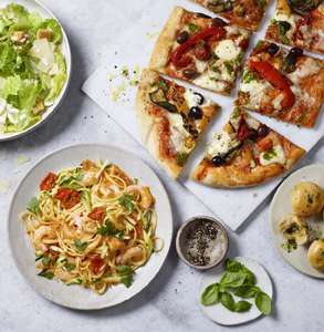 Italian meal deal for Two £10.00 @ Waitrose.  2 Mains & 2 Sides.