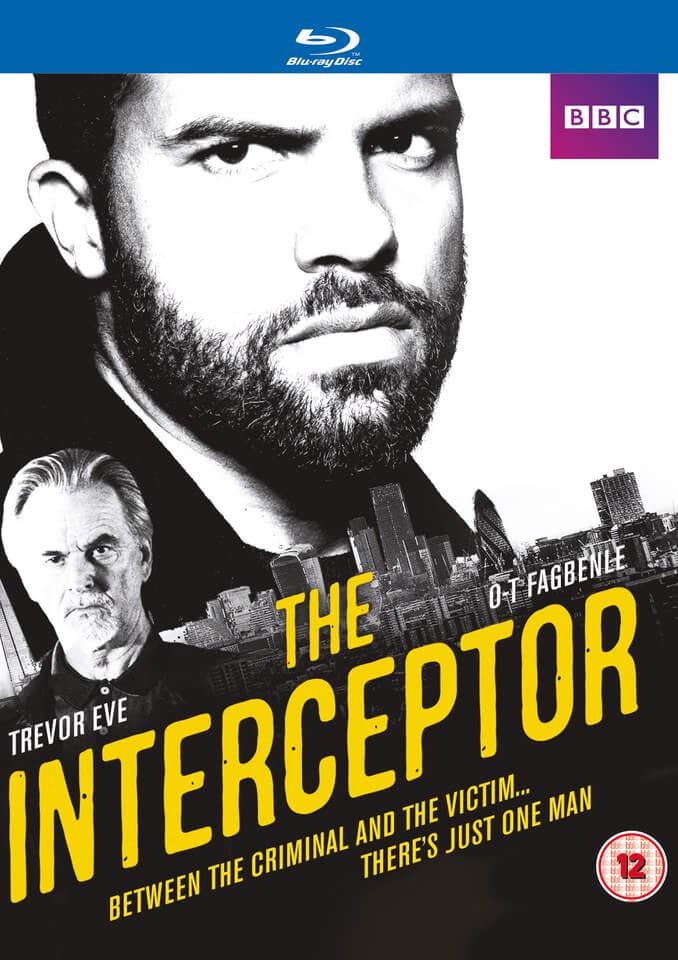 BBC Drama: THE INTERCEPTOR (Starring Trevor Eve) 8-Part Series Blu-Rays Complete £2 @ Poundland