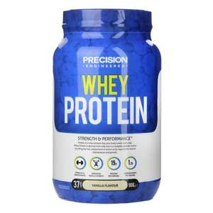 Precision Engineered Whey Protein 908g, was £29, now £10 at Holland and Barrett