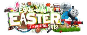 4 people go for £95 / £23.75 each this Easter half term when booked day in advance 13th - 28th April @ Drayton Manor