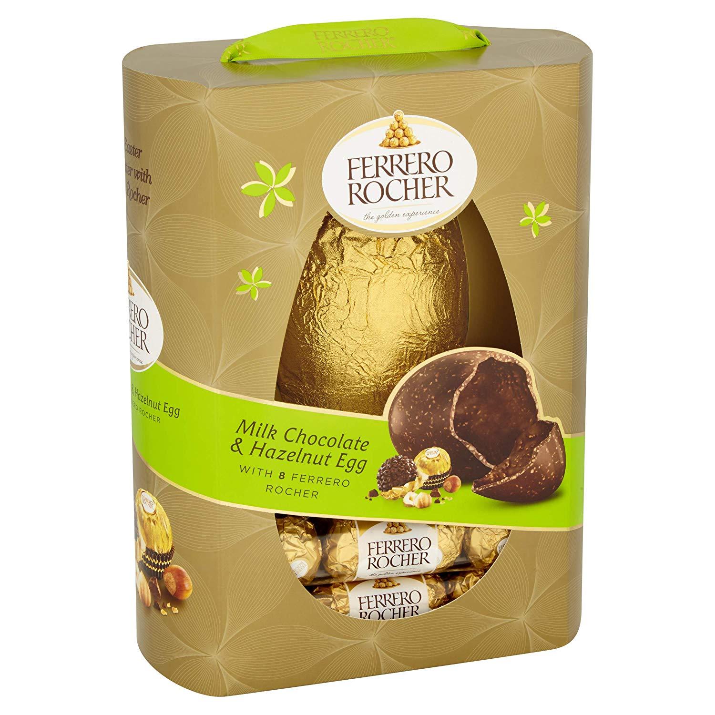 2 for £10 Easter eggs - includes £8 Ferrero Rocher egg at Tesco
