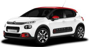 Citroen C3 1.2 PureTech 82 Flair 5dr - Delivery Miles - £12,391.00 (Saving £4,459 - available from £99 Per Month) @ Evans Halshaw