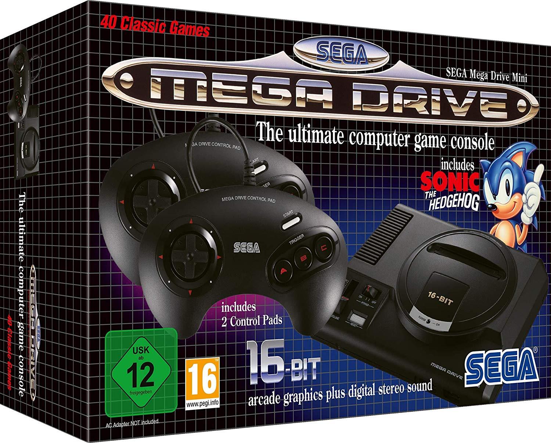 SEGA Mega Drive Mini £64.85 Delivered (Preorder) @ Base