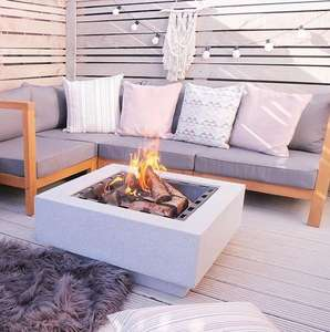 Square MgO Fire Pit £91.99 on eBay using code