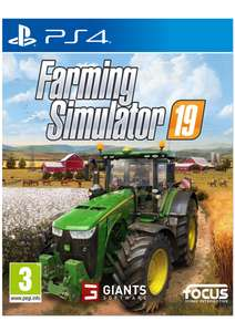 Farming Simulator 19 (PS4) - £19.99 delivered @ Simply Games
