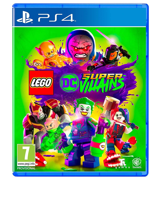 Lego DC Super-Villains (PS4) - £19.85 delivered @ ShopTo