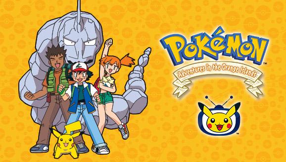 The complete Pokémon: The Orange Islands (Season 2) Free Streaming @ Pokemon TV