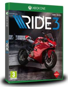 Ride 3 (Xbox One) for £24.85 delivered @ ShopTo