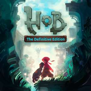Hob: The Definitive Edition (Switch) £7.32 @ Russia eshop