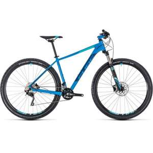 33% off Cube Attention SL Hardtail Mountain Bike - 2018 £575 @ Tweeks Cycles