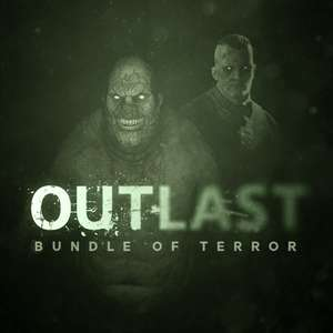 Outlast: Bundle of Terror (Switch Game) £9.99 / Outlast 2 £13.49 @ Nintendo eShop