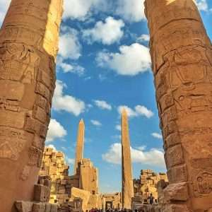 14 nights Nile Cruise & All-inclusive Red Sea Beach Stay Egypt via Fleetway Travel from £499 per person