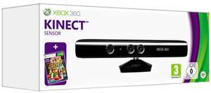 Kinect for 360 + Kinect Adventures (Preowned) just £1.49 at GAME Crawley