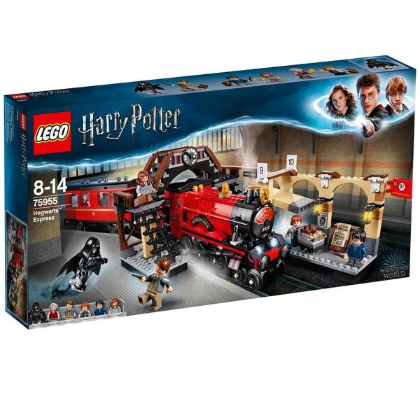 LEGO Harry Potter Hogwarts Express Train Toy - 75955 £49.49 Argos