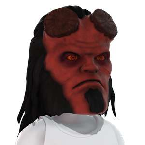 Hellboy mask for Xbox avatar FREE @ Xbox Store