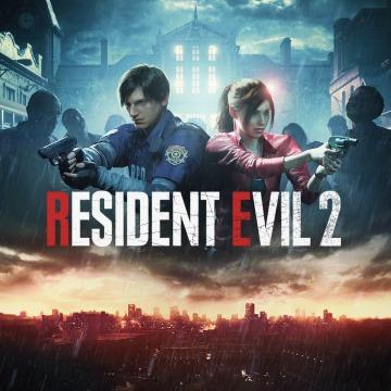Resident Evil 2 Remake PSN Store - £34.99