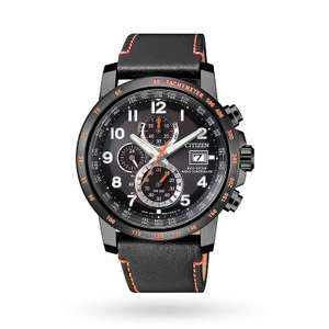 Citizen Eco-Drive 'Radio Controlled' Watch AT8125-05E £193.50 @ Ernest Jones (10% off with Newsletter Sign-up)