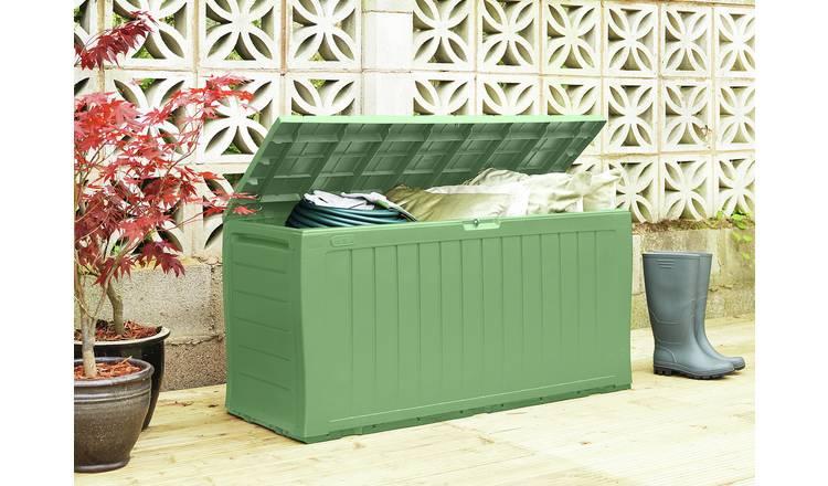 Keter Wood Effect Storage Box - Sage was £40 now £30 at Argos