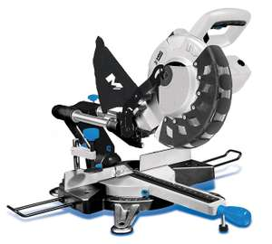 Mac Allister 1700W 210mm Sliding Compound Mitre Saw with Laser Guide - £50 with code @ B&Q (Free C&C / Possible £45 for B&Q Club Members)