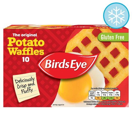 Birds Eye Waffles 10 pack £1 at Tesco