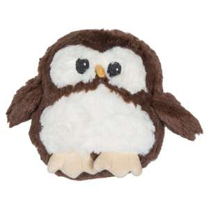 1/2 Price : 3D Child's Brown Owl Cushion 20cms Now £1.99 @ The Range