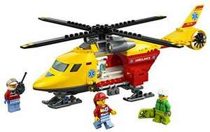LEGO 60179 City Great Vehicles Ambulance Helicopter £12.49 (Prime), £4.49 delivery non-Prime
