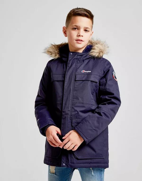 Berghaus Ancroft Parka Junior £45 @ JD Sports
