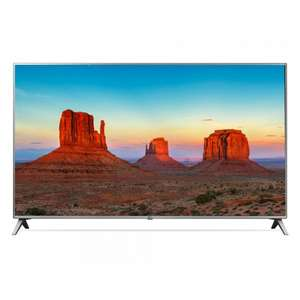 "LG 70UK6500PLB 70"" Smart Ultra HD 4K TV  £819 with code @ Hughes"