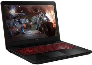 ASUS FX504GM i7-8750H, 256GB SSD M.2+1TB, 8GB DDR4, GTX 1060 6GB GAMING LAPTOP, £849.99 at Box (+£100 worth of games)