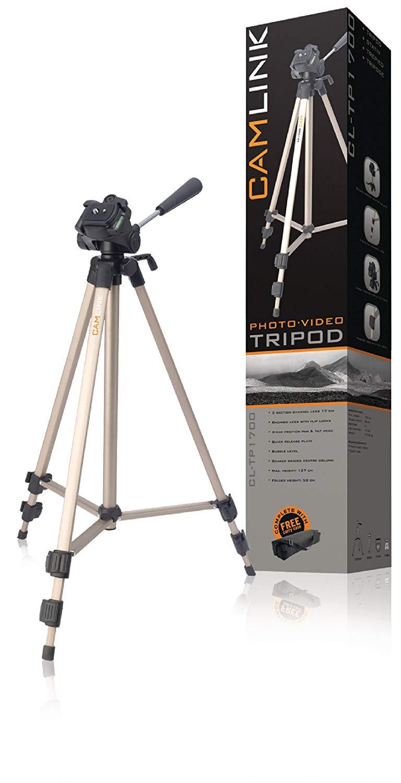 Camlink TP1700 Camera Camcorder Tripod @ Amazon Warehouse Described As Very Good £5.78 Prime 10.27 Non Prime