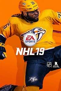 [Xbox One] NHL 19 now available in the EA Access Vault - £2.99 p/m - Microsoft Store