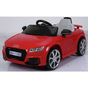 Audi TT RS 6V Battery Powered Ride On by at Argos for £64.99