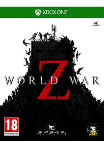 World War Z Xbox/PS4 £28.85 @ Simply Games