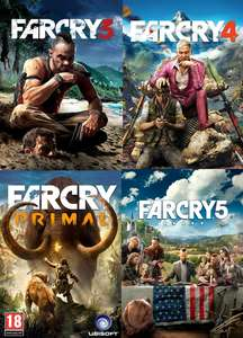 Far cry sale @ Gamesplanet