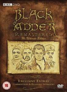 Blackadder: Remastered - The Ultimate Edition (DVD) - £9.44 / Dad's Army - The Complete Collection (DVD) - £12.93 Delivered @ Argos / eBay