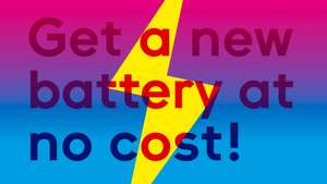 SWATCH FREE BATTERY