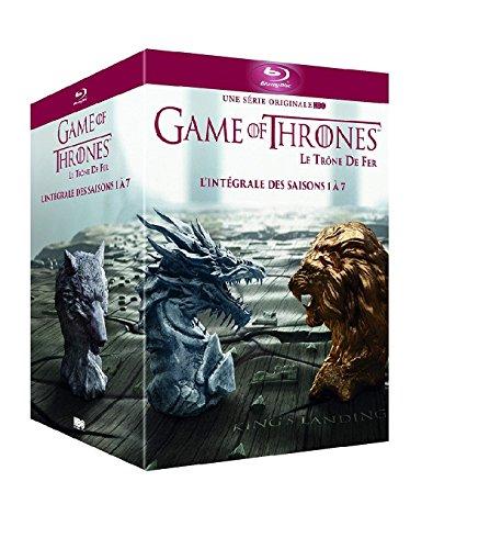 Game of Thrones Seasons 1-7 Blu-Ray Boxset £44.85 (£40 w/ fee free card) @ Amazon France