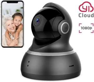 YI WiFi IP Camera 1080p for Home Security 360 Degree £29.99 @ Amazon sold by YI official store FBA