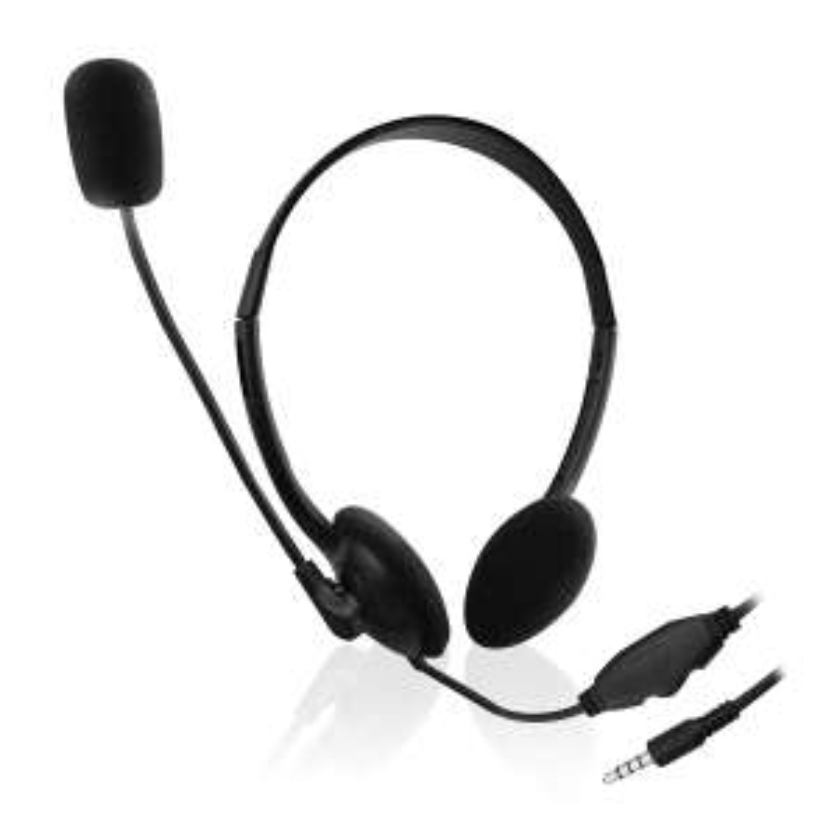 Ewent EW3567 Headset Black @ Amazon Warehouse Used Very Good £2.38 Prime £6.87 Non Prime (20% Reduction @ Checkout)