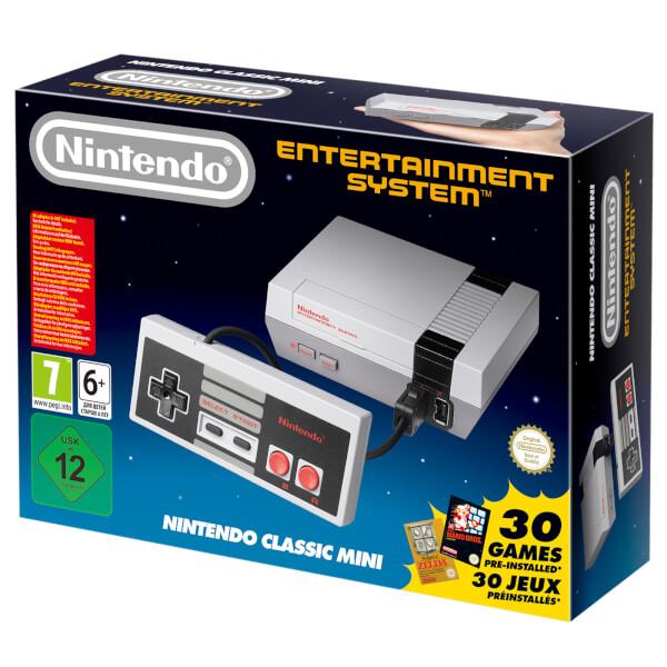 Nintendo Classic Mini Entertainment System (Used like new) £35.30 @ Amazon Warehouse