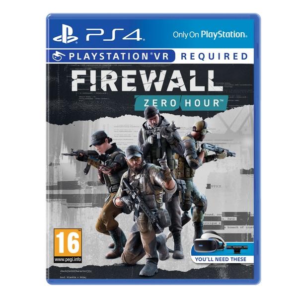 Firewall Zero Hour (PSVR/PS4) £14.99 Delivered @ Smyths (& Currys)
