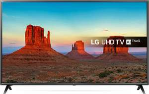 LG 49UK6300PLB 49-Inch UHD 4K HDR Smart LED TV with Freeview Play - Black (2018 Model) Used - Like New  £281.26 Amazon Warehouse