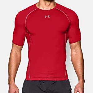 Under Armour Hg Armour Men's Short-Sleeve Shirt, £10.50 at Amazon(+£4.49 non prime)