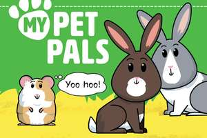 Free My Pet Pals Workshops for kids aged 5 - 11 in Easter holidays until 28th April @ Pets at Home