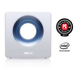 Asus Blue Cave dual band Router, AC2600, IFTTT, Alexa only £94 @ Amazon