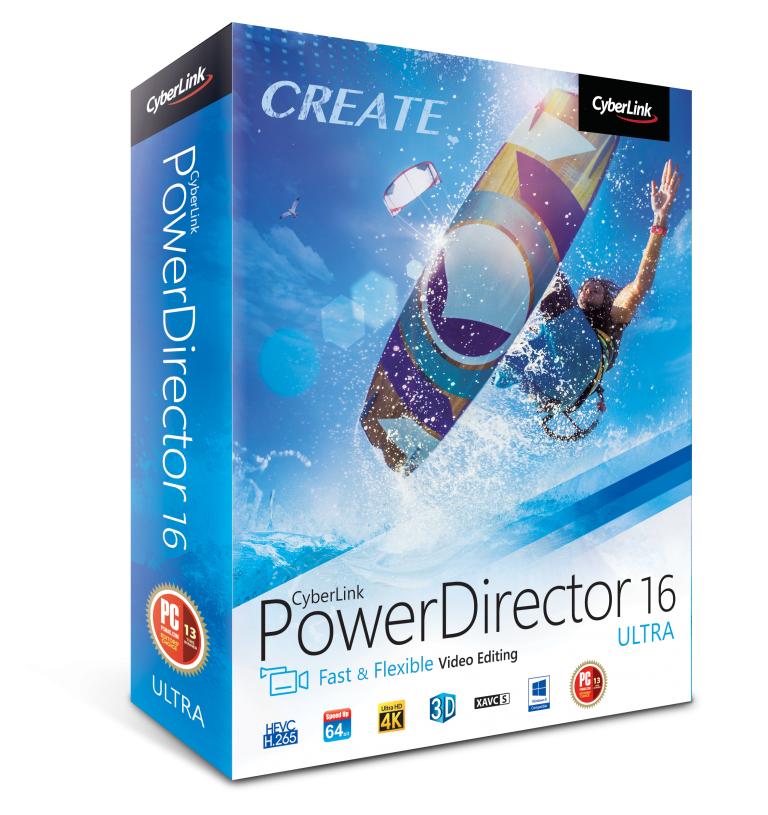 CyberLink PowerDirector 16 Lite Free @ SharewareOnSale