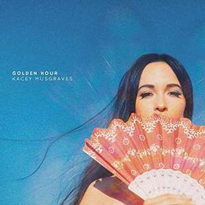 Kacey Musgraves - Golden Hour Clear Vinyl LP was £21.94 now £13.67 at Amazon Prime +£4.49 Non Prime