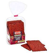 Ryvita Bakes - Beetroot & Onion (130g) Or Tomato & Red Pepper 130g @ Heron Foods - 2 For £1 Or 60p each