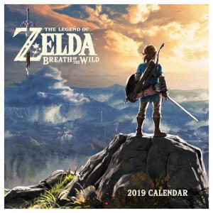 The legend of Zelda: Breath of the wild 2019 calendar £0.99 + £1.99 postage @ Nintendo